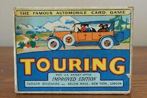 Vintage (1926) Parker Bros Touring Game