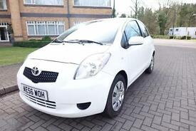 SOLD NOW 2006 Toyota Yaris 1.5 VVTi Left hand drive Lhd UK Registered