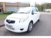 2006 Toyota Yaris 1.5 VVTi Left hand drive Lhd UK Registered