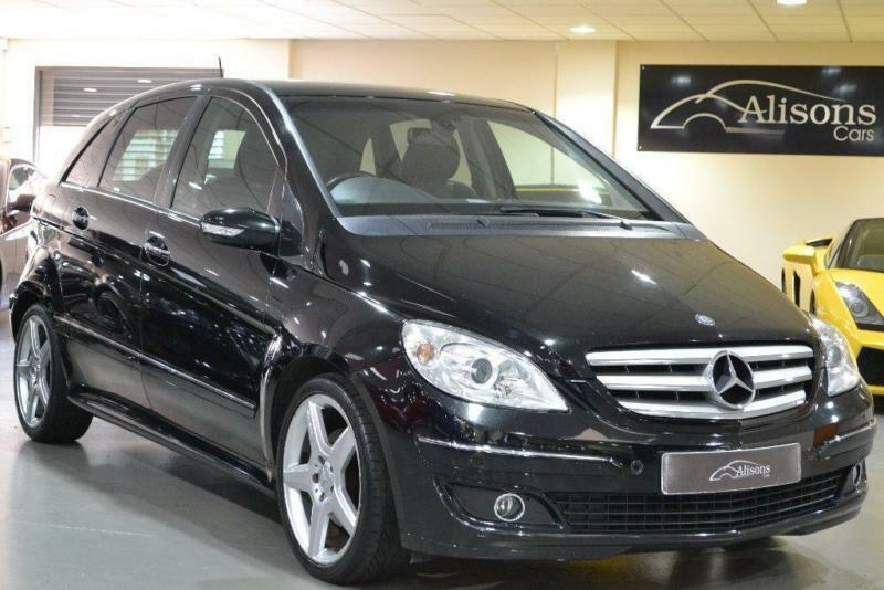 2006 mercedes benz b class 2 0 b200 5dr in tyseley west. Black Bedroom Furniture Sets. Home Design Ideas