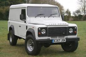 Land Rover 110 Defender 2.4 TDCi Hard Top