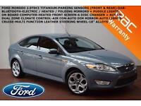 2010 Ford Mondeo 2.0TDCi 140Titanium-B.TOOTH-PARK SENSORS-DAB-CRUISE-AUTO LIGHTS