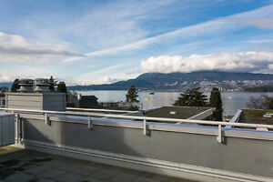Spacious & Lovely 2 BR Kits Penthouse WITH FABULOUS VIEWS!