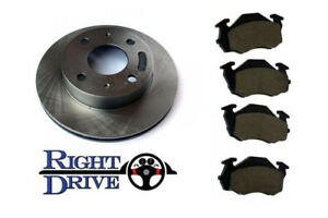 Subaru Sambar Brake and Rotor Package (Sambar Mini Truck Parts)