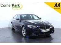 2015 BMW 5 SERIES 520D M SPORT SALOON DIESEL