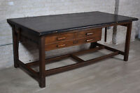 Keuffel & Esser Co. antique drafting table