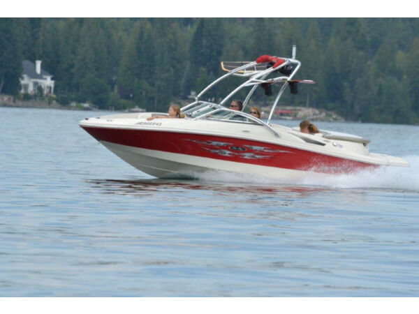 Used 2007 Sea Ray Boats Sea Ray 195 Sport