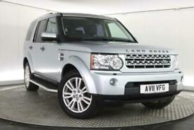 image for 2011 Land Rover Discovery 4 3.0 SD V6 HSE Auto 4WD 5dr SUV Diesel Automatic