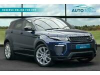 2019 Land Rover Range Rover Evoque 2.0 TD4 HSE Dynamic Auto 4WD (s/s) 5dr