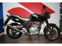2016 16 SINNIS STEALTH 125, BLACK
