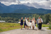 Booking 2019/2020 Canmore/Banff Wedding Photography/Videography