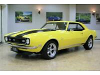 1967 Chevrolet Camaro 350 V8 Restomod 5 Speed Manual - Rotisserie Restored