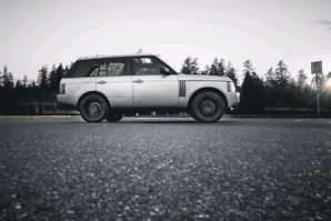 Land Rover Hse 2008