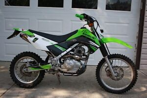 2009 KLX 140 With 175 Big Bore