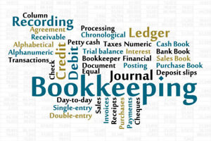 Bookkeeper Available to small Businesses