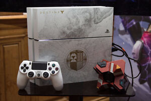 PS4 limited edition! WHITE Destiny