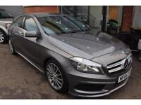 Mercedes A200 CDI AMG SPORT-1 OWNER FROM NEW-CRUISE CONTROL-BLUETOOTH