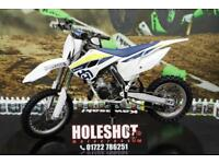 2017 HUSQVARNA TC 85 MOTOCROSS BIKE SMALL WHEEL, NEW GRIPS