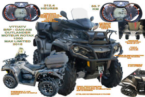 BRP CAN-AM OUTLANDER MAX LIMITED 1000