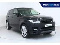 2016 Land Rover Range Rover Sport 3.0 SDV6 Autobiography Dynamic Automatic TV Op