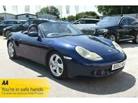 2002 Porsche Boxster 24V S - PRICE REDUCED BY £500 NOW A well built & engi