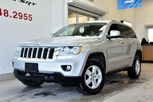 2012 Jeep Grand Cherokee Laredo ***TRÈS BAS KILO + pneus hiver**