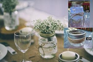 ARTICLES VARIÉS de décoration - Mariage ou fête champêtre