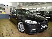 2012 BMW 5 Series 2.0 520d M Sport 5 Doors / FINANCE/ FBMWSH/ 1 KEEPER/ XENON