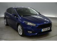 Ford Focus 1.6 125 Zetec S 5dr Powershift