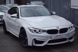 2015 BMW 4 Series M4 Coupe 3.0 Bi T 431 SS DCT Auto7 Petrol white DualClutch