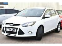 2014 Ford Focus 1.6 Ti-VCT Zetec Powershift 5dr (start/stop)