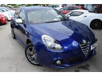 2015 Alfa Romeo Giulietta 2.0 JTDM-2 Exclusive (s/s) 5dr Diesel blue Manual