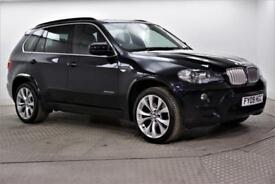 2009 BMW X5 SD M SPORT Diesel black Automatic