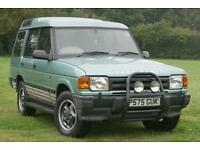 Land Rover Discovery 300 TDI Manual