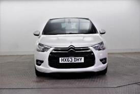 2013 Citroen DS4 HDI DSTYLE Diesel white Manual