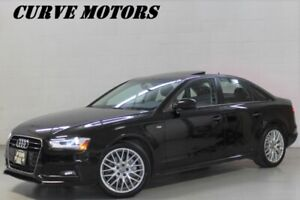 2016 Audi A4 S-LINE AWD *NO ACCIDENT/ROOF/PUSH START/XENON