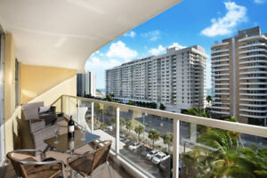 Condo à louer Floride Miami Beach sur Collins Ave