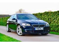 2011 BMW 5 Series 3.0 530d M Sport 4dr