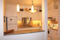 Spacious Renovated 2 Bedroom in Downtown Stratford
