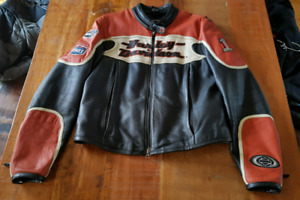 Manteau Cuir Harley Davidson