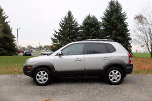 2005 Hyundai Tuscon GL Crossover- WOW Just 138K!!  ONLY $6450