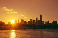 Aug 3rd weekend summer Bus Tour New York City from Charlottetown