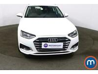 2020 Audi A4 35 TFSI Sport 5dr S Tronic Auto Estate Petrol Automatic