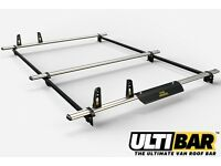 Ulti Bars roof rack for Vivaro / Trafic / Primastar very good condition
