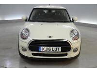 Mini Hatchback 1.5 Cooper D 3dr Auto [Pepper Pack]