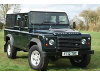 Land Rover 110 Defender 2.2D Utility Station Wagon