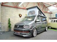 Volkswagen Transporter T6 t5 TDI 204 AURORA EXCLUSIVE EDT CAMPERVAN 4 BERTH
