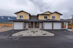 Brand New Townhomes in Oliver - 5 Left!