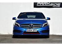 2014 Mercedes-Benz A Class 2.0 A250 AMG Sport 7G-DCT 4-MATIC 5dr