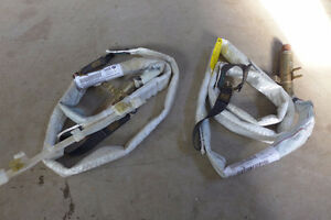 BMW head restraint airbags